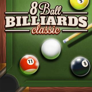 8 Ball Billiards Arcade Game