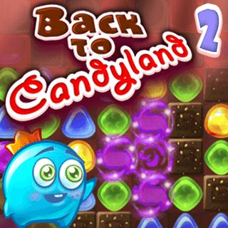 Candyland Match-3 Game