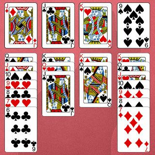 Cat Solitaire Cards Game