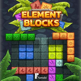 Element Blocks Puzzle Game