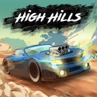High Hills Racing Game