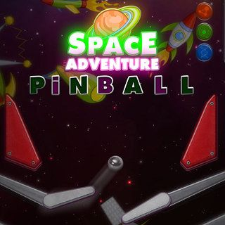 Space Adventure Pinball Arcade Game